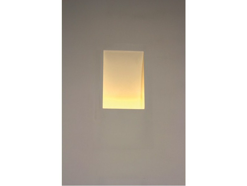 Recessed wall lamp BOCCA by GESSO