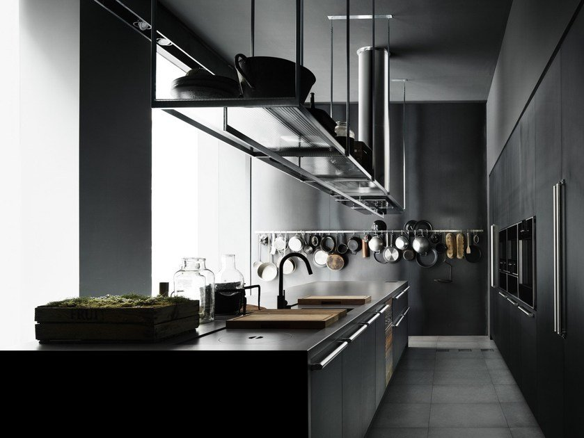 Superieur Fitted Kitchen With Island BOFFI_CODE KITCHEN By Boffi Design Piero Lissoni