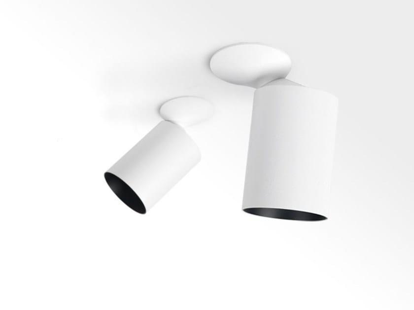 LED semi-inset spotlight BOGD   Semi-inset spotlight by Orbit