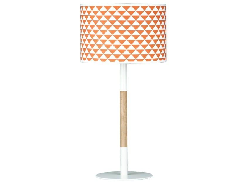 Table lamp BOHEME by Brossier Saderne