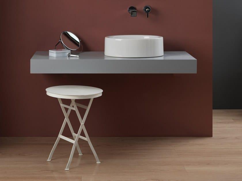 Countertop oval washbasin BOING | Countertop washbasin by GSG Ceramic Design