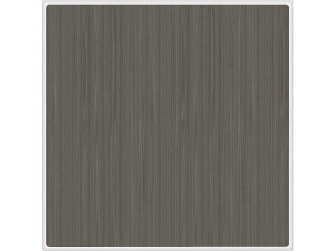 Laminate Decorative panel BOIS GRIS by Add Plus