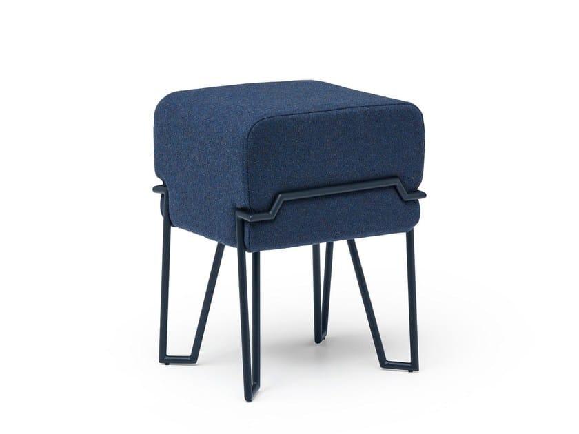 Felt stool BOKK | Felt stool by Puik