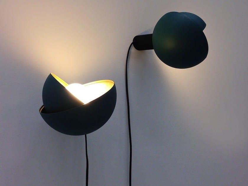 Direct-indirect light adjustable wall light BOLA | Wall light by Otono Design