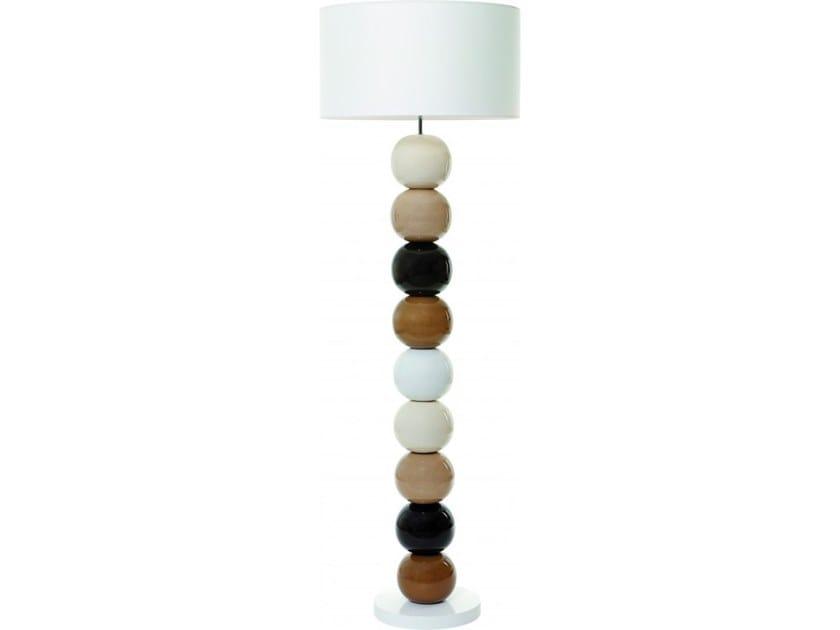 Luce Lampada Flamamp; Terra Ceramica Da In Bolas vm8nN0w