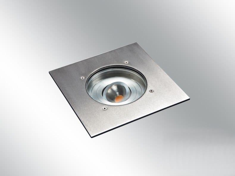 Segnapasso a LED a pavimento BOLAS O HPL by BEL-LIGHTING