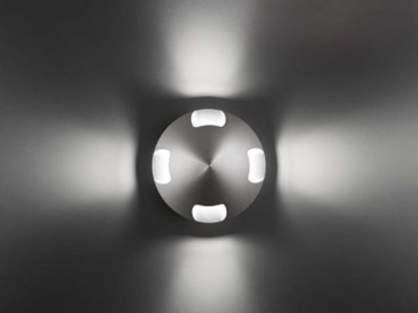 Segnapasso a LED in alluminio BOLAS X by BEL-LIGHTING
