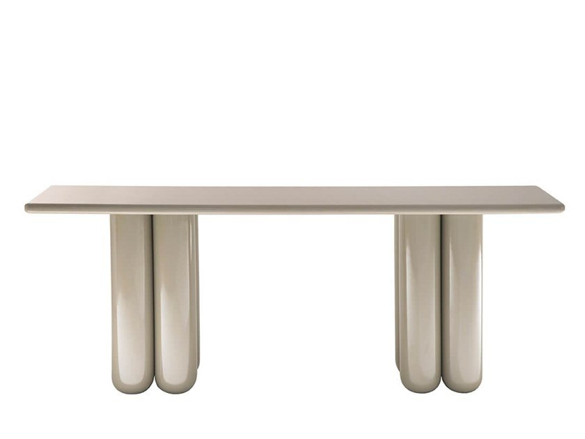 Rectangular console table BOLD   Console table by HC28