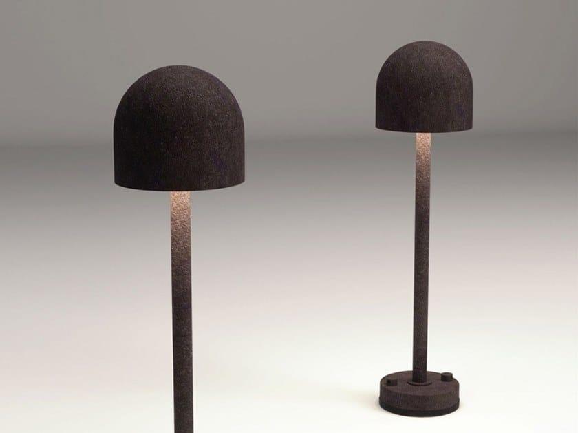 Paletto luminoso a LED in alluminio BOLETO by Martinelli Luce