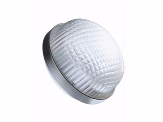 Plafoniera Per Esterno Con Sensore : Plafoniera per esterno in policarbonato bolla by gewiss