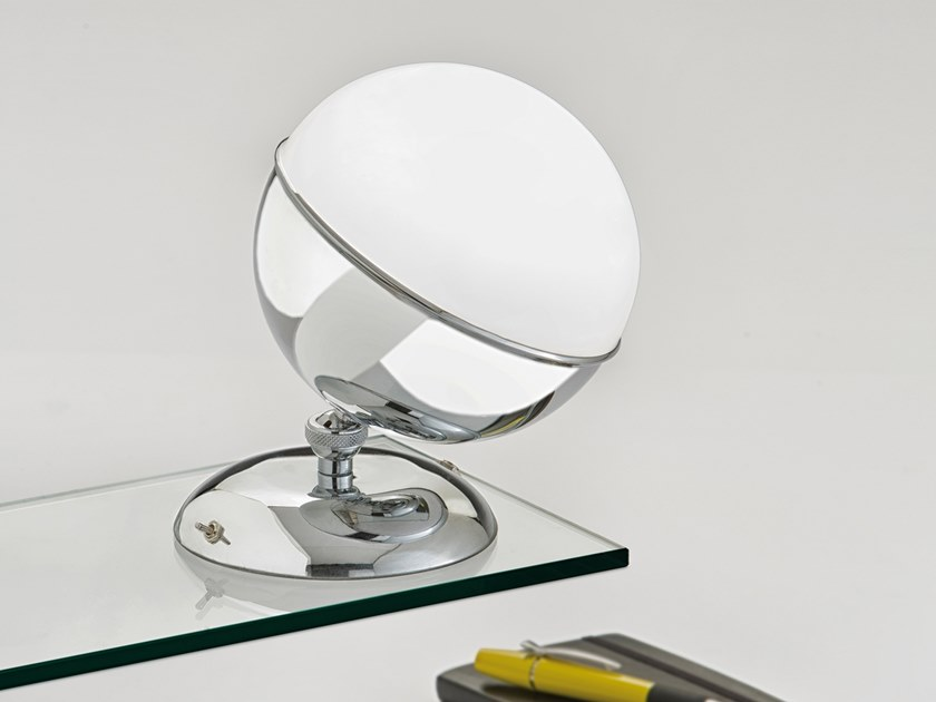 LED table lamp with rechargeable battery BOLLA | Table lamp with rechargeable battery by ANNA LARI