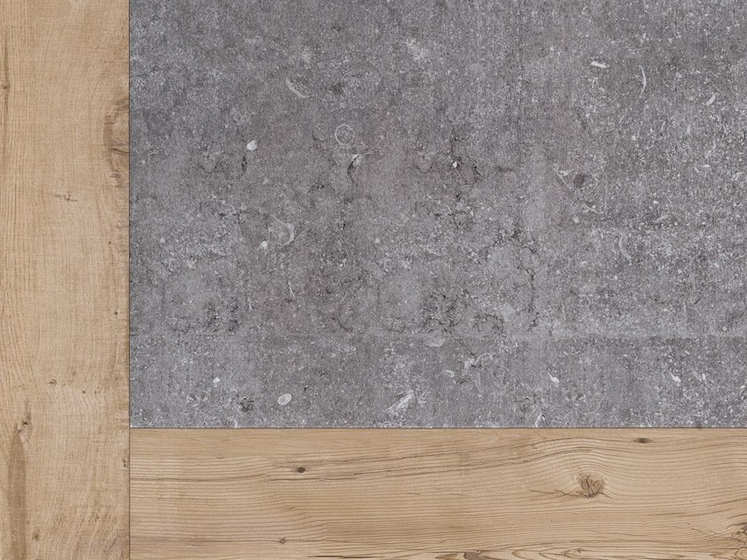 Porcelain stoneware flooring with wood effect BOLONIA COLONIAL by PORCELANOSA