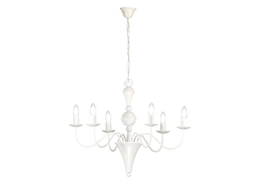 Metal chandelier BOLSHOI | Chandelier by ROSSINI