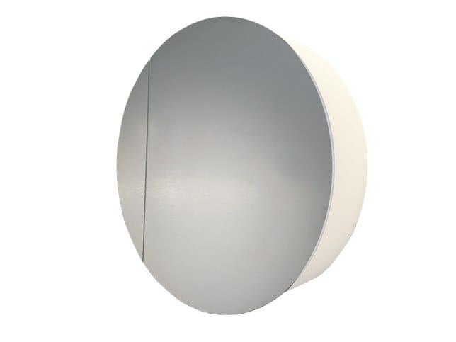 Espelho com armazenamento de parede BON BON | Espelho by Ex.t