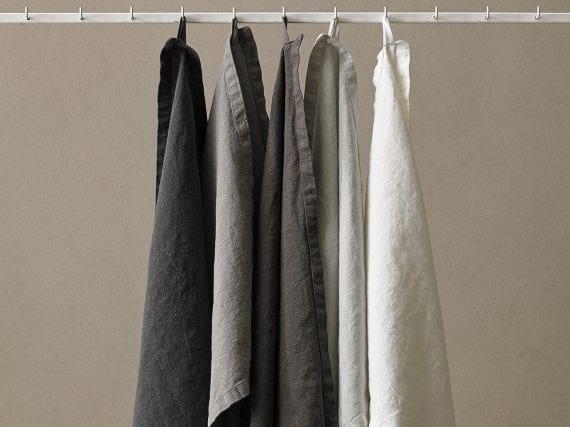 Heavy linen dish towel BON by Society Limonta