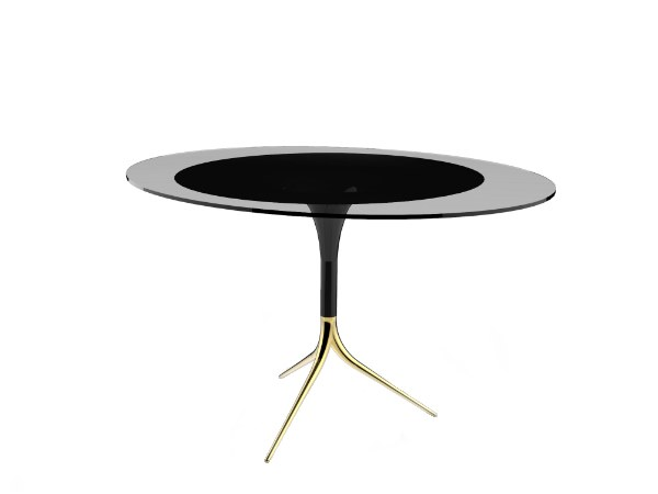 Oval dining table BONAPARTE | Dining table by Duquesa & Malvada