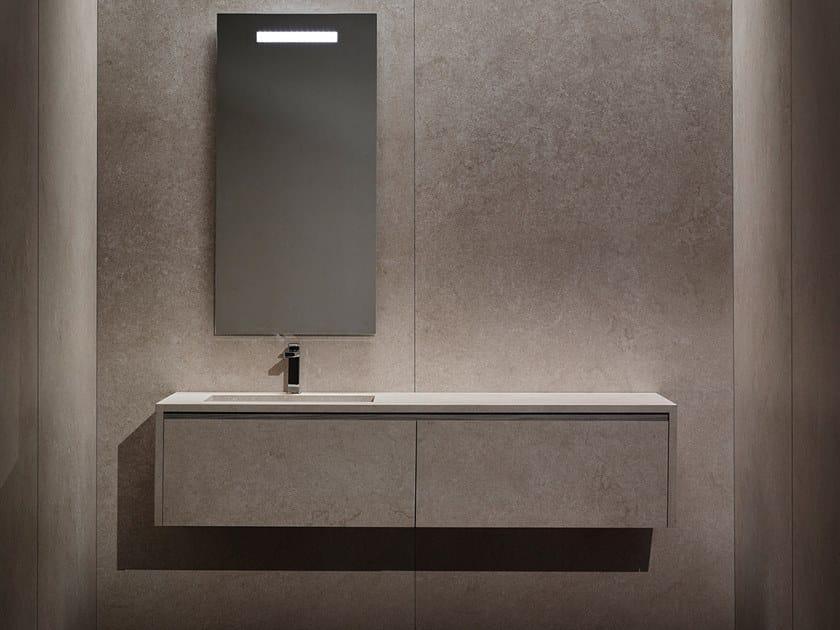 Mobile lavabo con cassetti BOND by MIMIC
