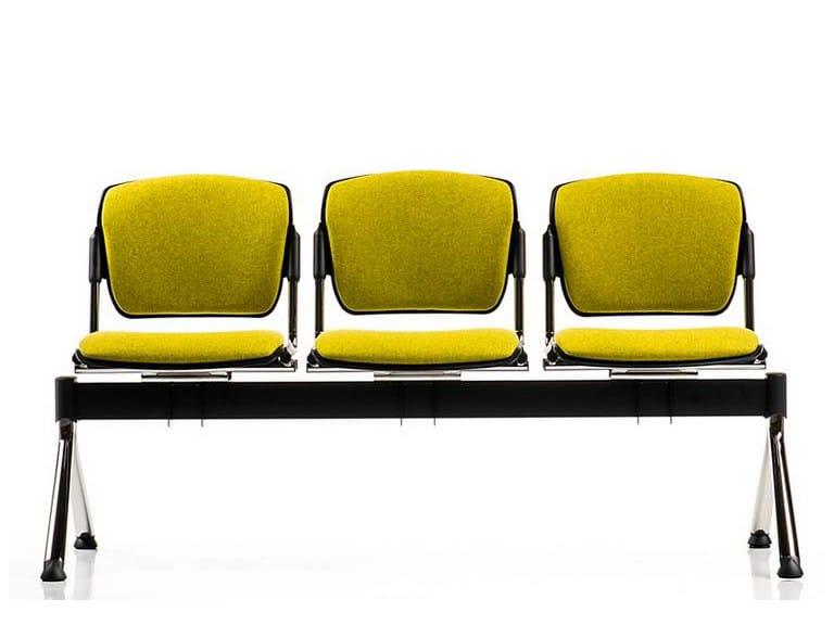 Freestanding beam seating BONN | Beam seating by Diemme