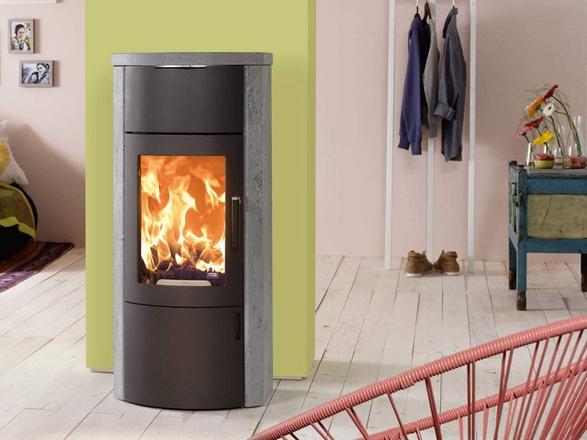 Wood-burning stove BONO XTRA by Austroflamm