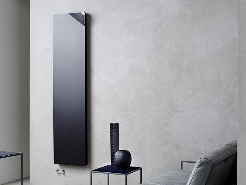 Carbon steel panel radiator BOOK by Caleido