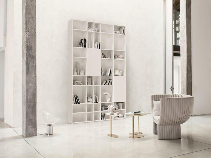 Libreria componibile modulare BOOK'S by IOC project partners