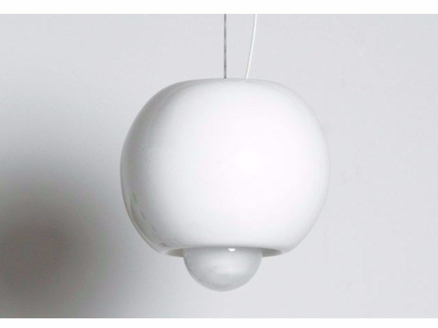 Ceramic pendant lamp BOOL | Pendant lamp by GSG Ceramic Design