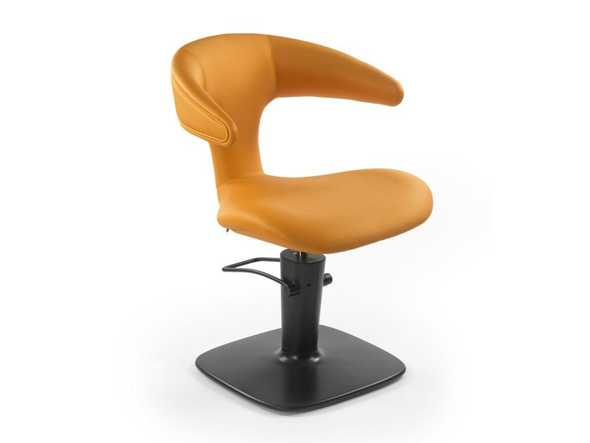 Hairdresser chair BOOMERANG SOFT by Maletti