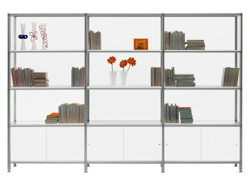 Open Modular office shelving BOOX by REXITE