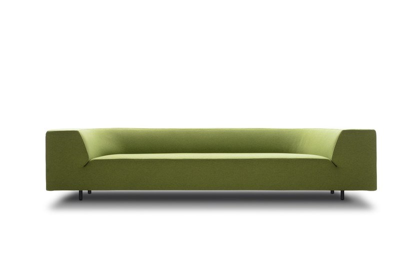 Fabric sofa with removable cover BORA BORA | Sofa by MDF Italia