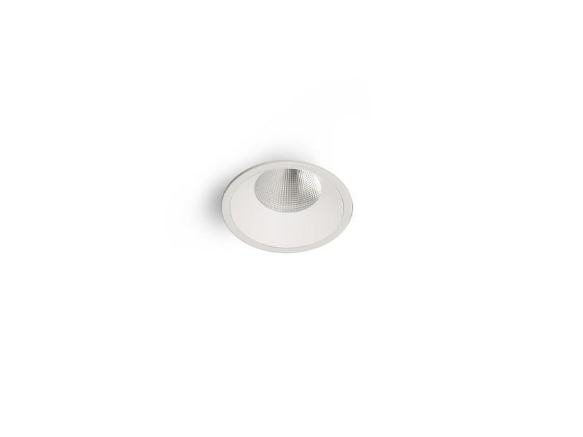 LED round recessed spotlight BORDERLESS MEDIUM TRIM by Orbit