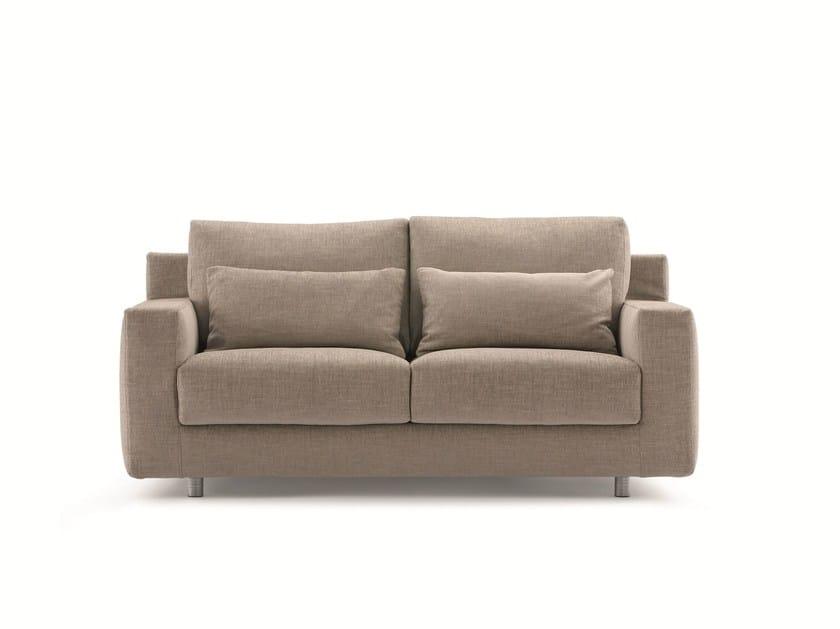 2 seater fabric sofa BORGONUOVO | 2 seater sofa by Flou