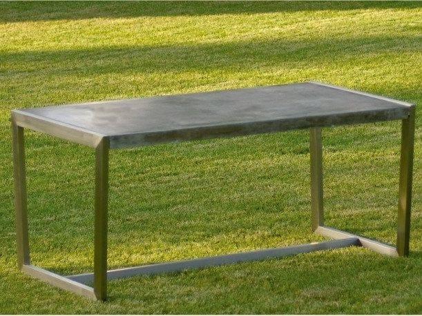 Rectangular garden table BORIS   Garden table by SIT