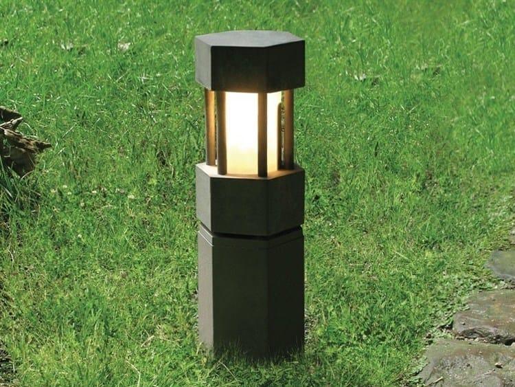 LED bollard light BORNE by axis71