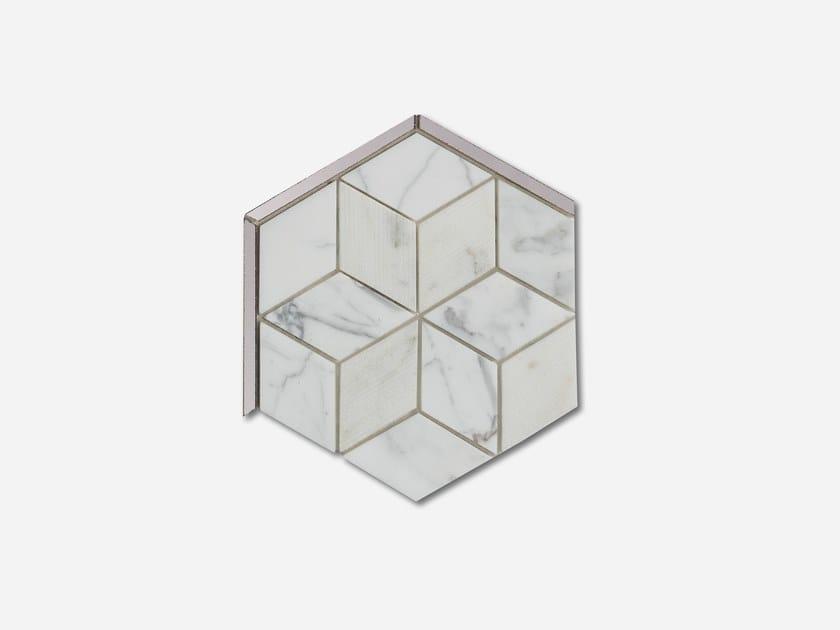 Marble mosaic BOSPHORUS by AKDO