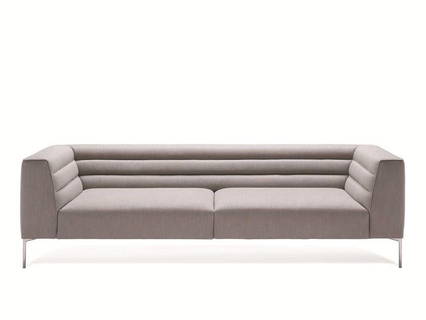 Sectional sofa BOTERO 1324 by Zanotta