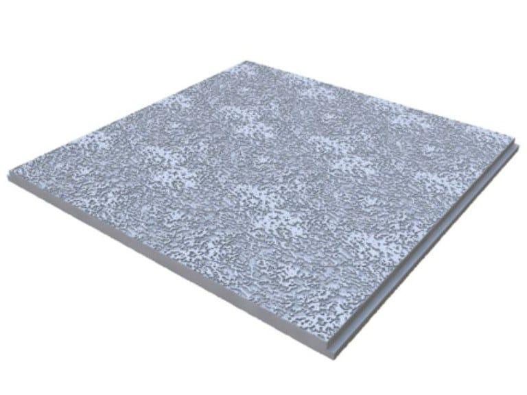 Plasterboard ceiling tiles BOTTICELLI by Knauf Italia