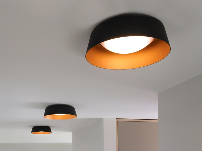 LED ceiling lamp BOWL | Ceiling lamp by filumen