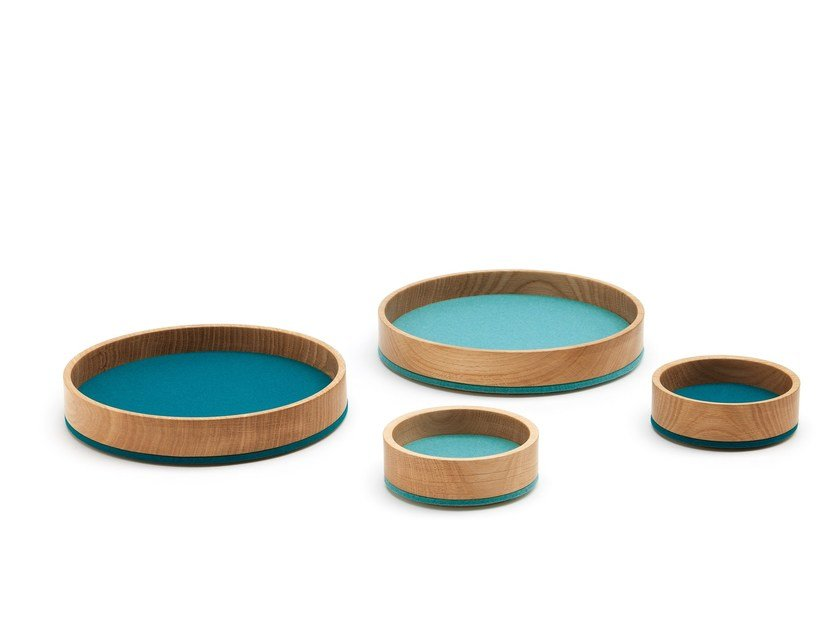 Round tray BOWL by HEY-SIGN