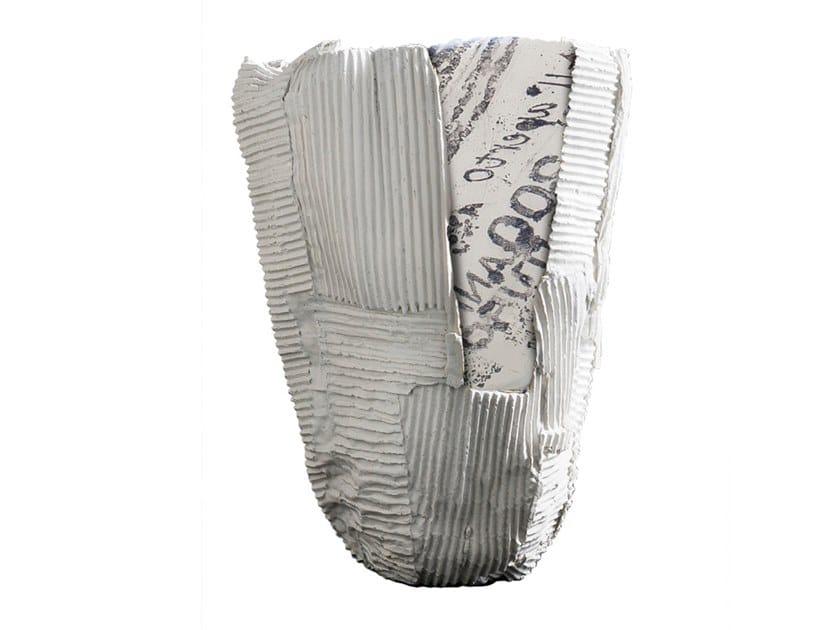 Ceramic bowl / vase BOWL / VASE PRINT by Paola Paronetto