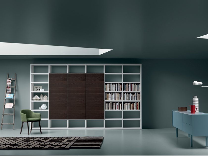 Sectional bookcase BOX 10 by Md House