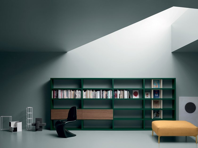 Sectional bookcase BOX 11 by Md House