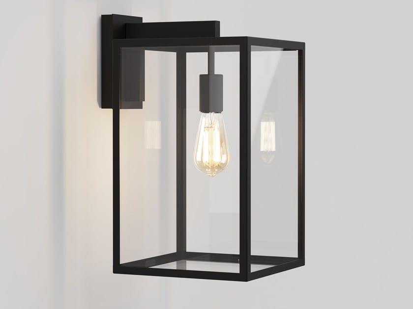 Applique per esterno in acciaio e vetro con dimmer BOX   Applique per esterno by Astro Lighting