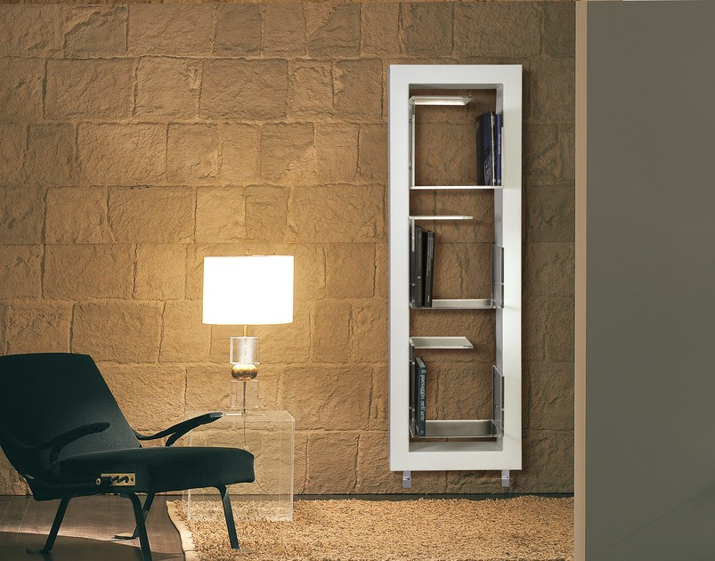 Steel decorative radiator BOXES by DELTACALOR