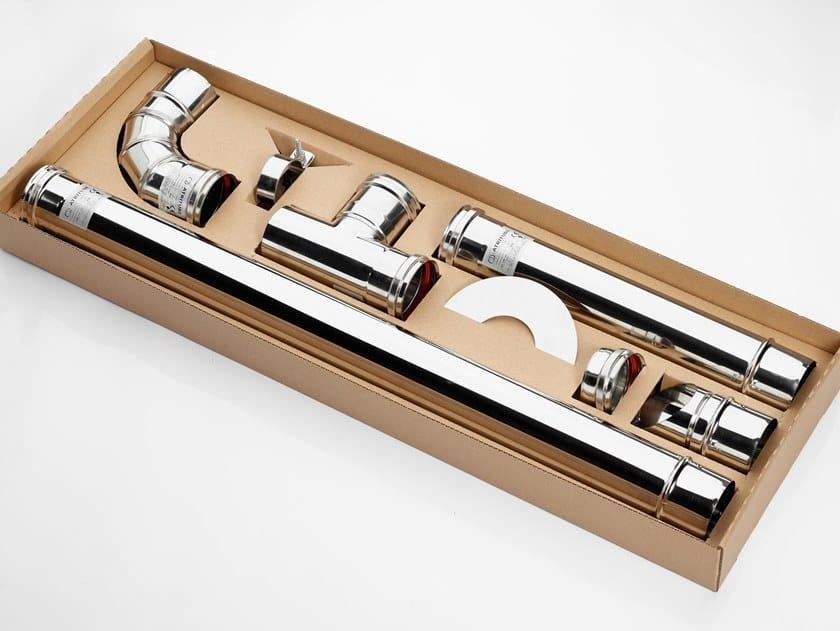 Chimney Flue Pellet Kit Pellet Kit CE® by ATRITUBE