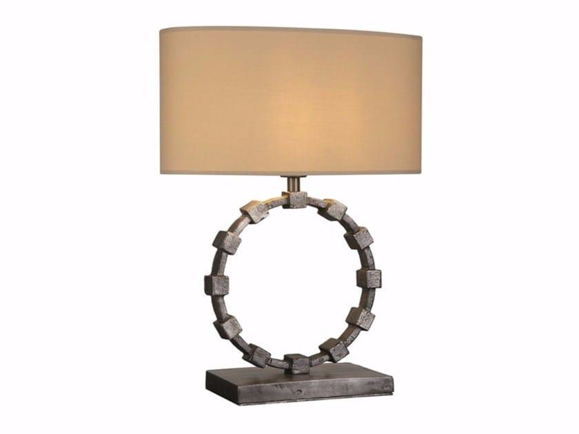 Die cast aluminium table lamp BRACKET by Hamilton Conte Paris