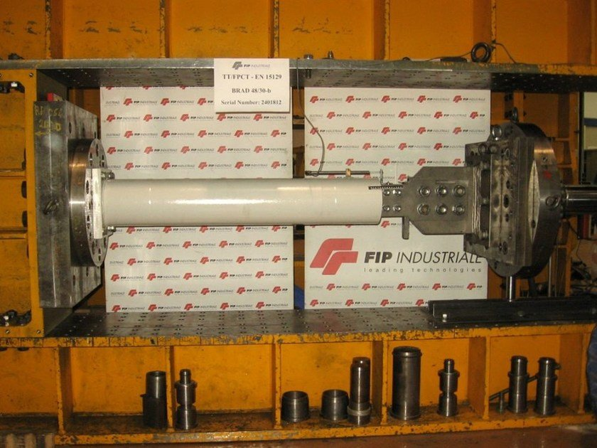 Anti-seismic device, insulator, dissipator BRAD® by FIP INDUSTRIALE