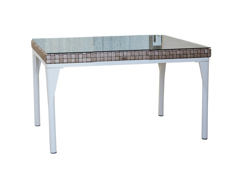 Square table BRAFTA 22937 by SKYLINE design