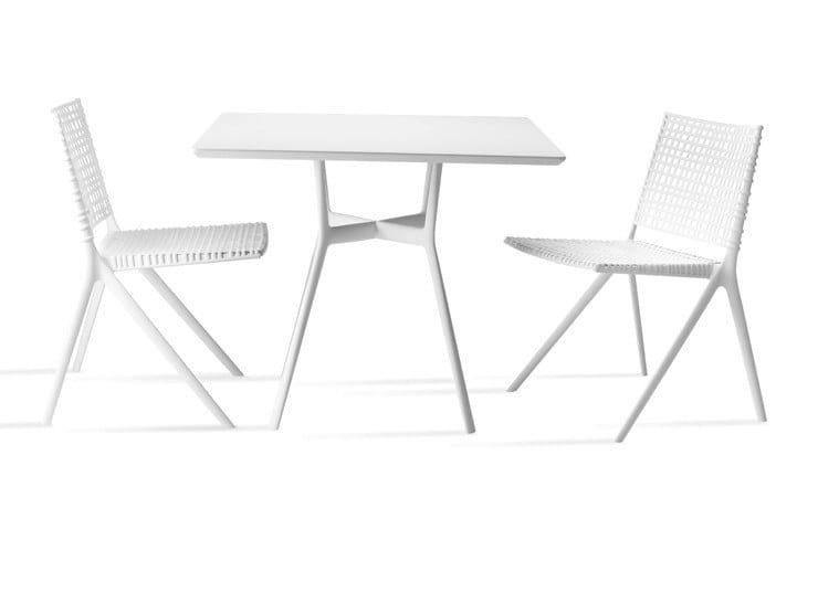 BRANCH | Tavolo quadrato