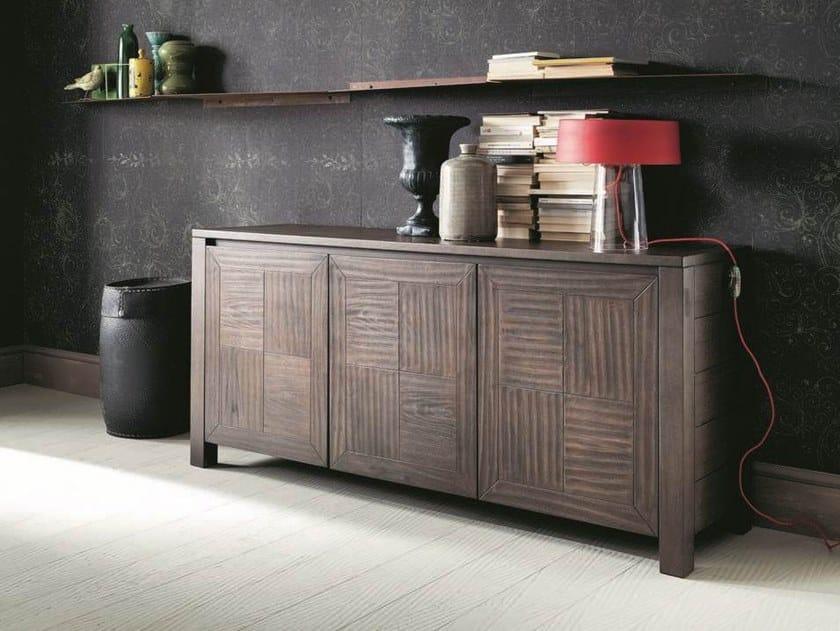 Oak sideboard with doors BREAK | Sideboard by AltaCorte