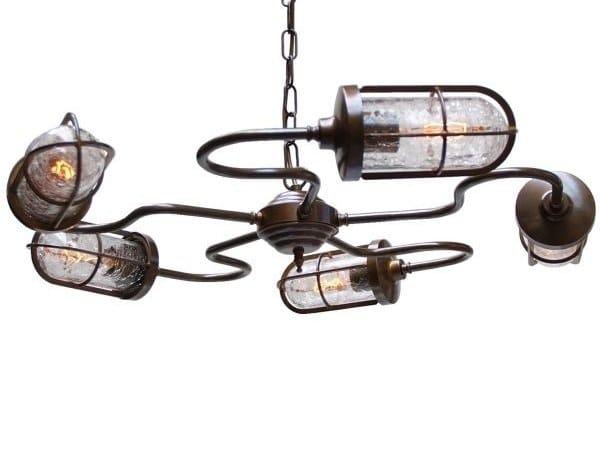 Chandelier BRECK by Mullan Lighting